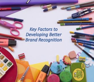 Key Factors to Developing Better Brand Recognition
